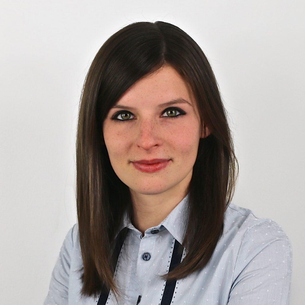 Nadine Weiser ist HR Managerin bei der intelliAd Media GmbH