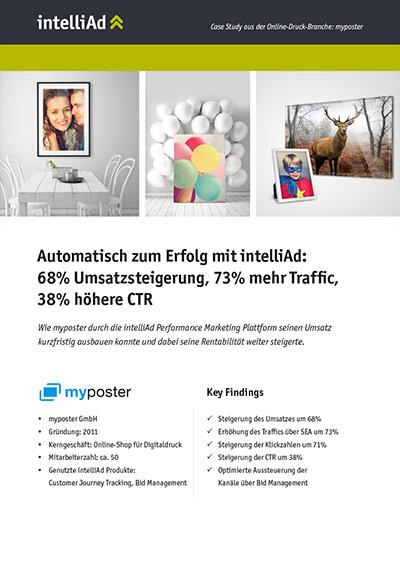 Case Study aus der Online-Druckbranche: myposter