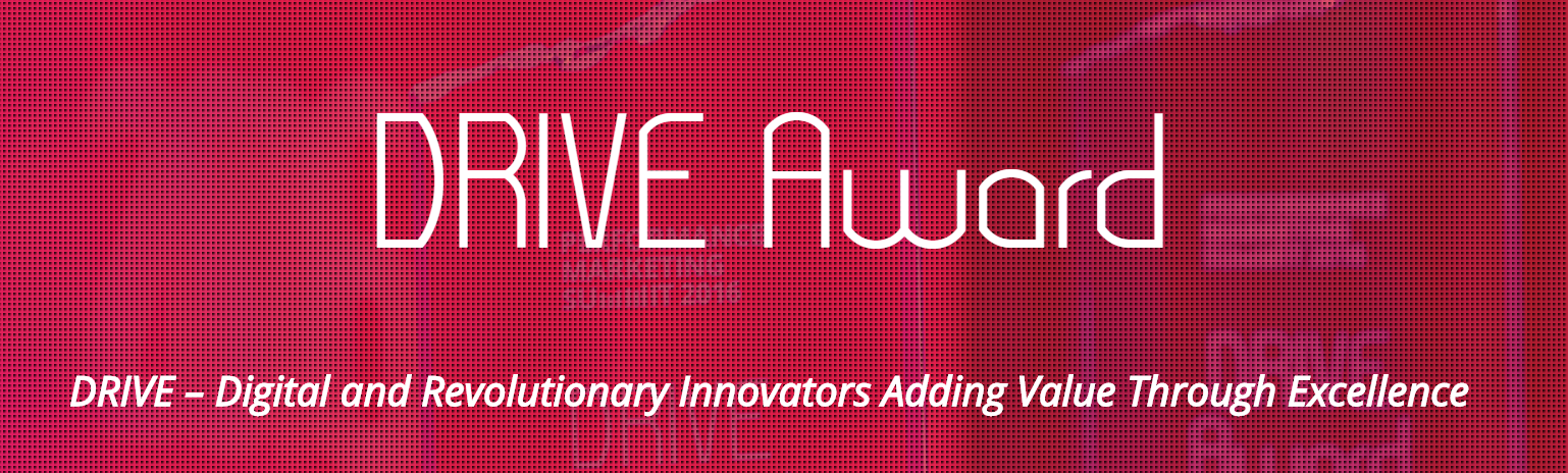 Logo des DRIVE Awards 2017