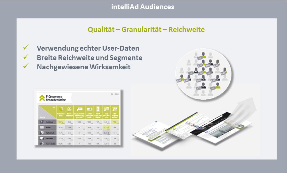 Intelliad Audiences Grafik