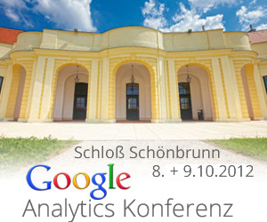 Google Analytics Konferenz 2012