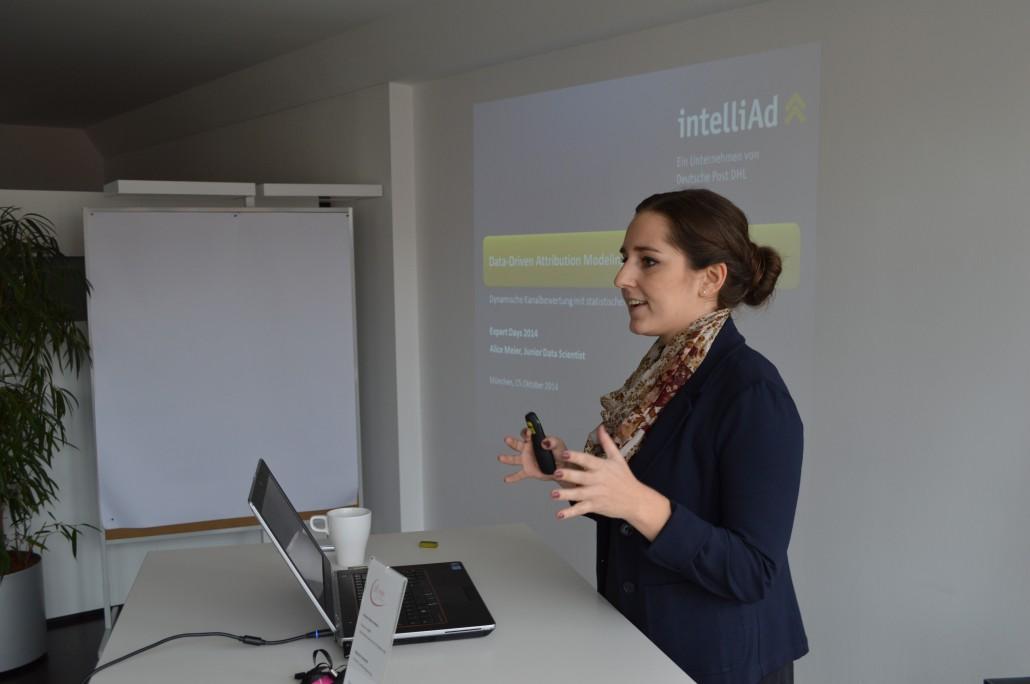Alice Meier, Junior Data Analyst & Engineer