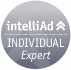 Einzelzertifizierung als intelliAd Experte