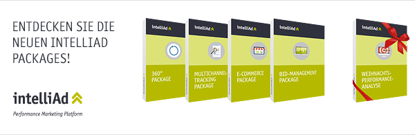 intelliAd Packages
