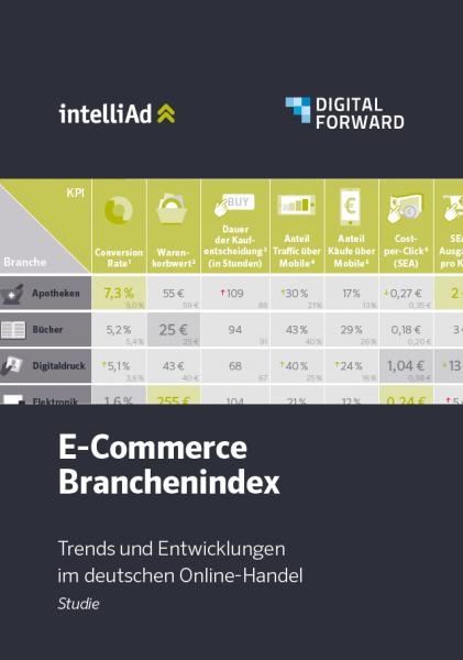 E-Commerce Branchenindex Studienbuch