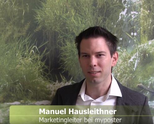 Manuel Hausleithner myposter