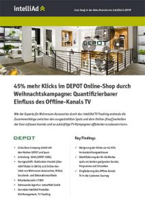 Case Study aus der Deko-Branche: Depot