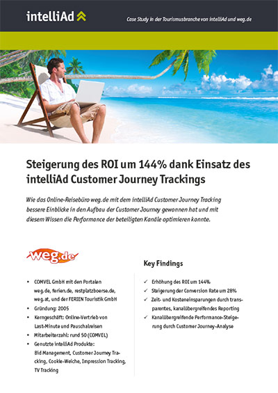 Case Study aus der Tourismusbranche: weg.de