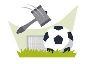 Ein Elfer im Fußball mit hoher Erfolgsquote