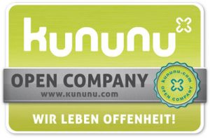 Kununu - Wir leben Offenheit!