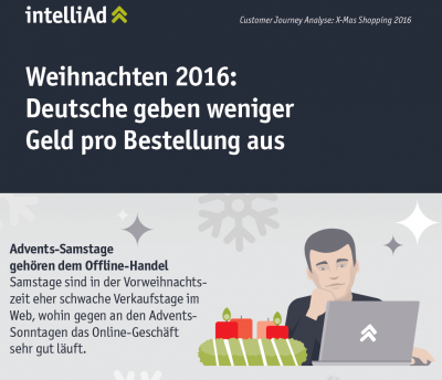 Customer Journey Analyse X-Mas Shopping 2016 Header
