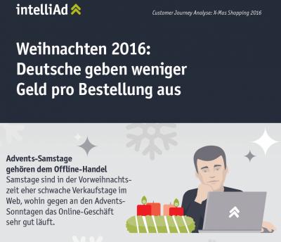 Customer Journey Analyse X-Mas Shopping 2016 Header