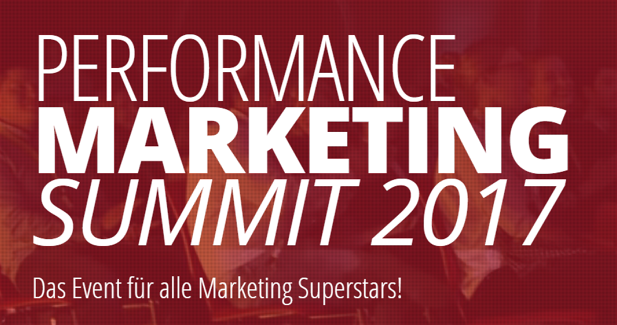 Performance Marketing Summit 2017