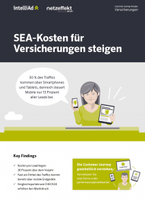 Customer Journey Analyse Versicherungen