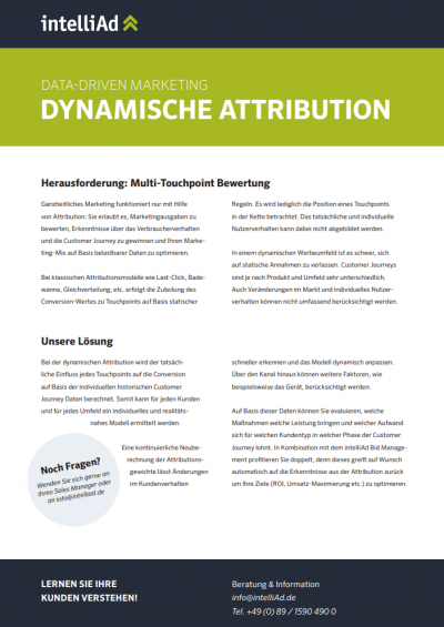 Cover Onepager Dynamische Attribution